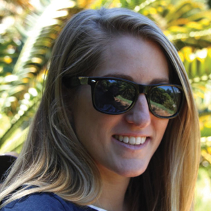Amy Berry - Researcher Profiles - Center for Surf Research