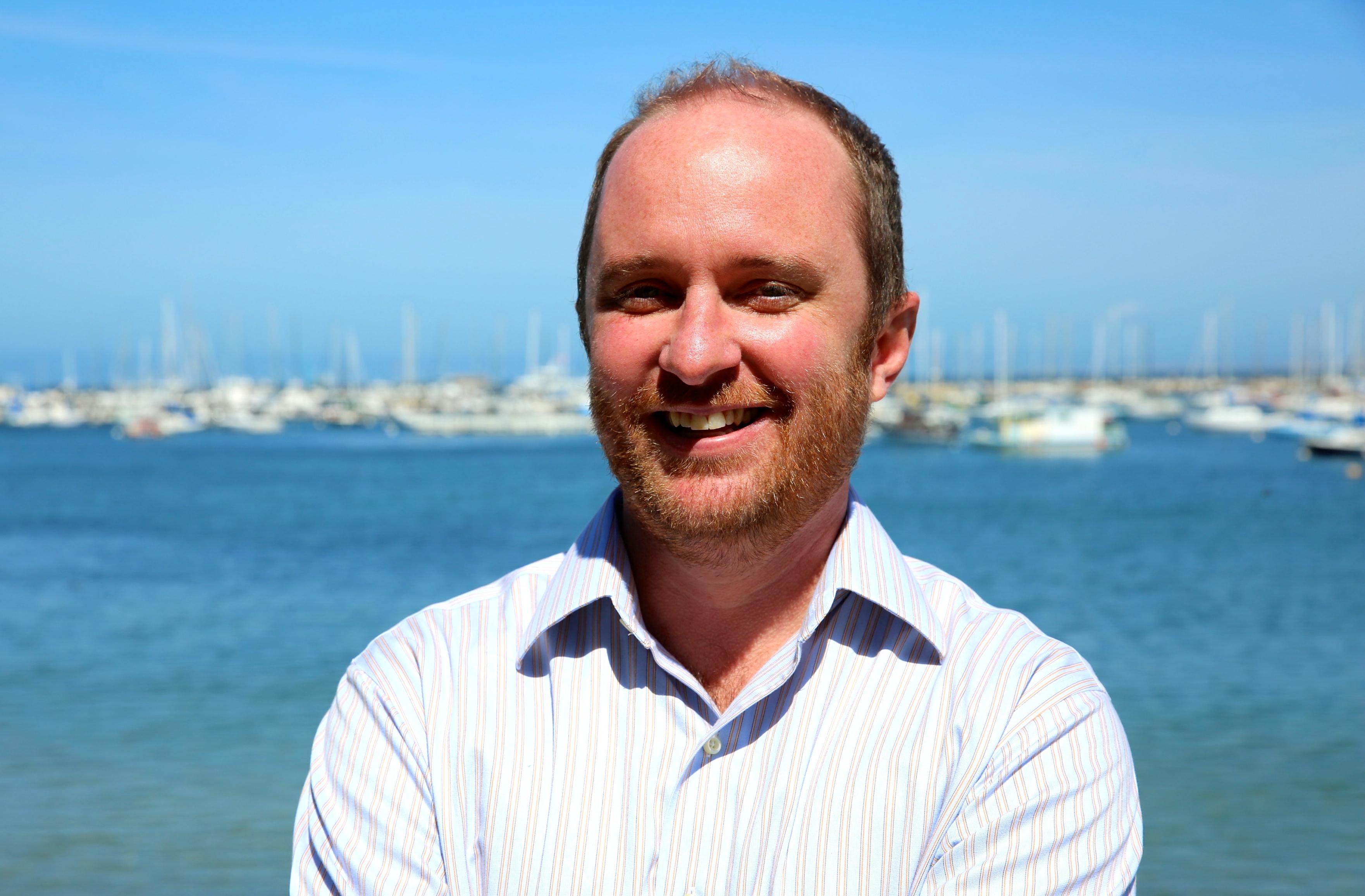 Headshot of Jesse Reiblich